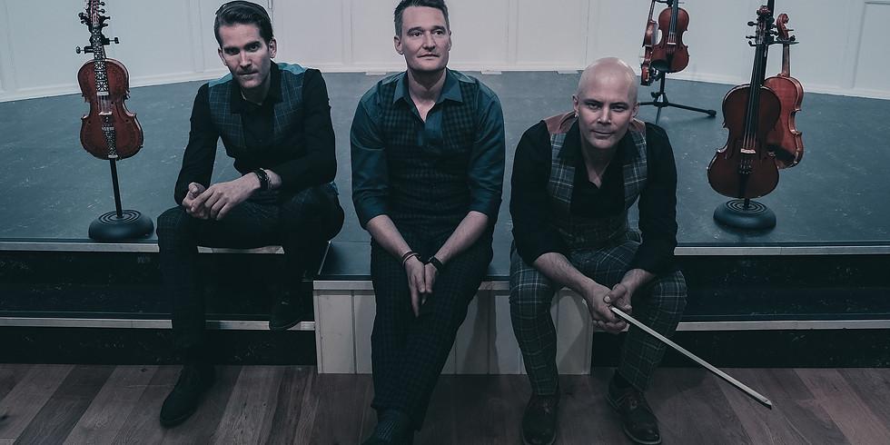 Konsert med Nordic Fiddlers Bloc