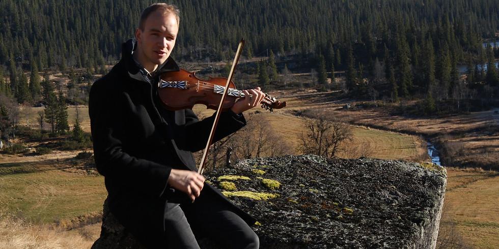 Konsert med Ottar Kåsa og Ånon Egeland