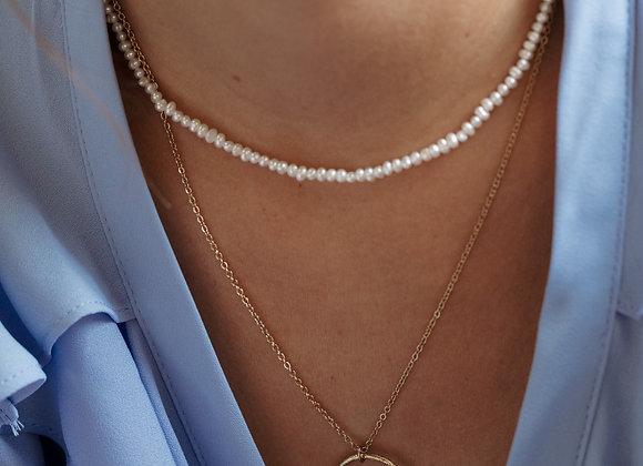 Collier Laura anneau