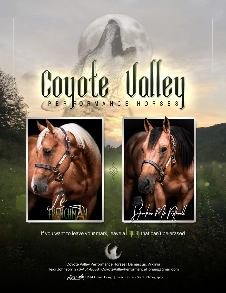 Equine Publication Ads
