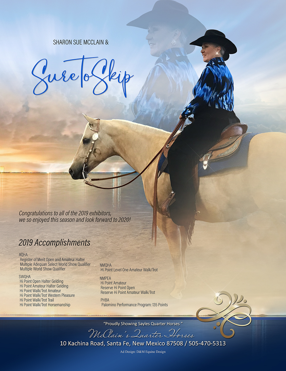Equine Stallion Ads Flyers