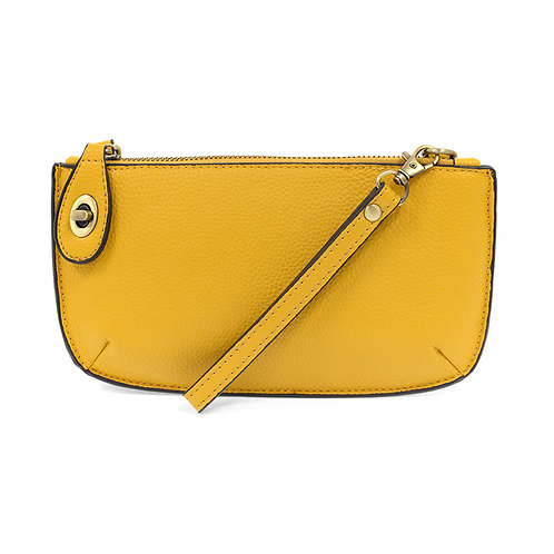 Mini Crossbody Clutch - Goldenrod