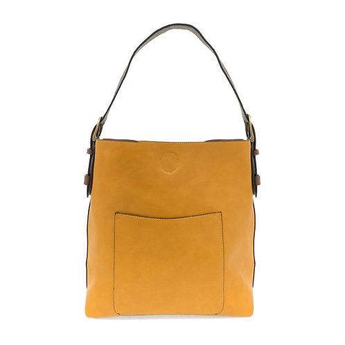 Hobo Handbag - Tuscan Sun w/ Coffee Handle