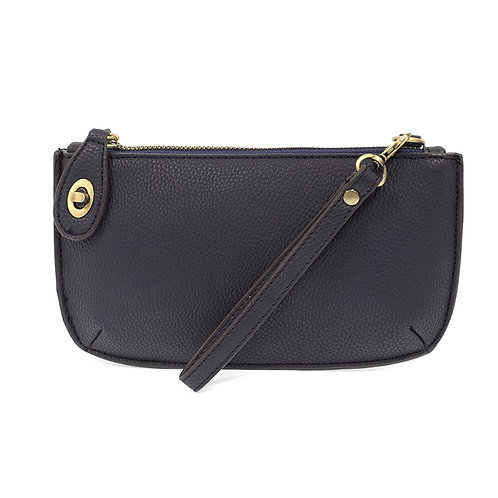Mini Crossbody Clutch - New Navy