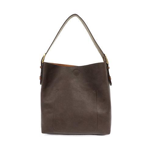 Hobo Handbag - Turkish Coffee w/ Coffee Handle