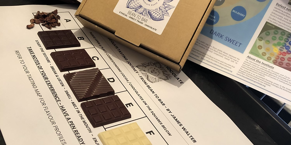 Online Chocolate Experience (Free UK Shipping)