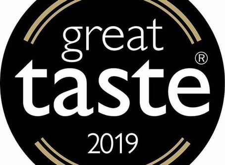 Strong Staffordshire showing in Great Taste Awards 2019