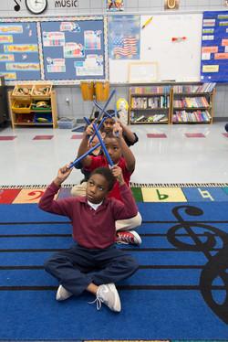 Mrs. Whiting's Music Class
