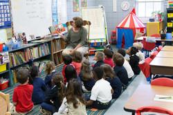 Mrs. Thomas' Kindergarten Class