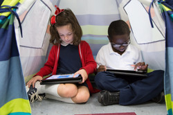 Kindergarten Reading Teepee