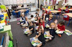 Mrs. White's Kindergarten Class