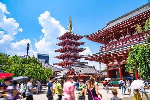 Asakusa Tour