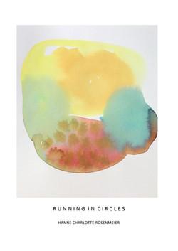 Running in circles a3 / få på lager