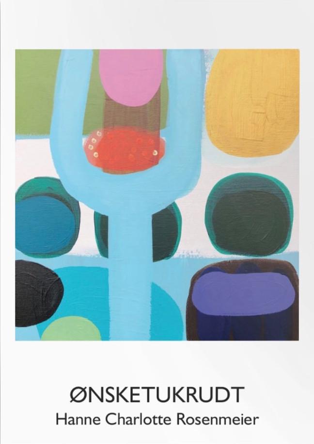 Nye kunstplakater A 3 200kr