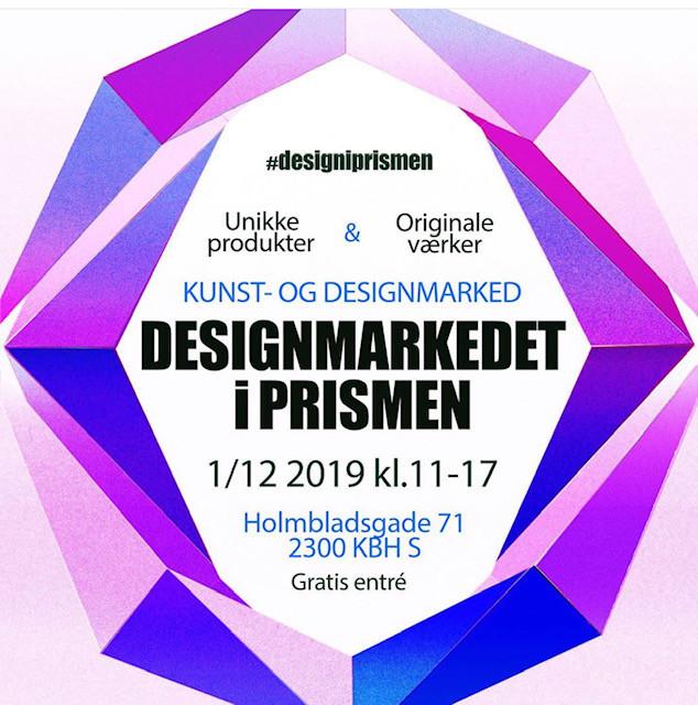 Mega fedt designmarked på Amager