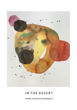 In the desert A3 / få på lager