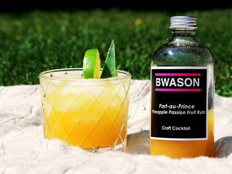 Bwason: Haitian Craft Pre-Made Cocktails