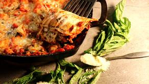 Honey-Roasted Tomato Lasagna