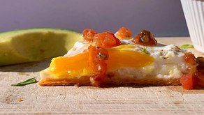 Fried Tortilla with Eggs