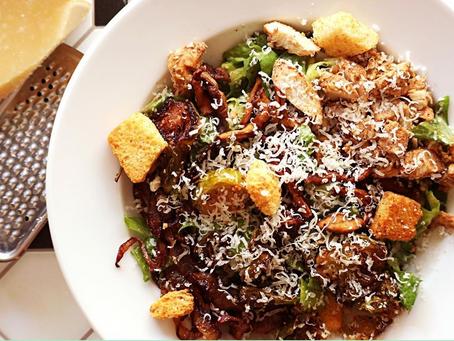 Hearty Caesar Salad