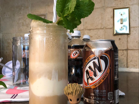 How To Throw A Groot Beer Float Framily Night