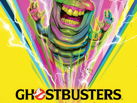 Ghostbusters Artbook Review