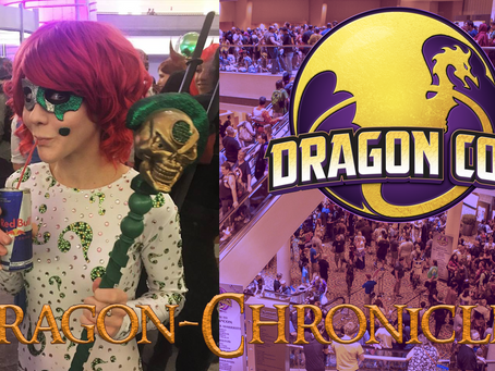 Dragon-Chronicles Pt. 2 – Wherever You Are Is Where The Party Is! (Stay Present)