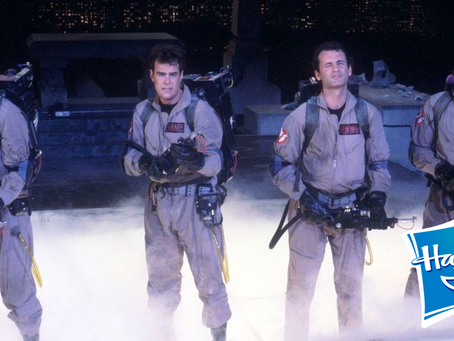 Get excited for Hasbro Ghostbusters in 2020.