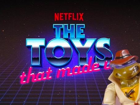 "Review: Episode 1 -  ""Teenage Mutant Ninja Turtles"" - The Toys The Made Us, Season 3"