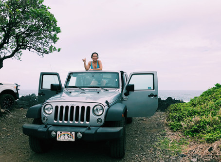 The Road to Hana - My experience and thoughts