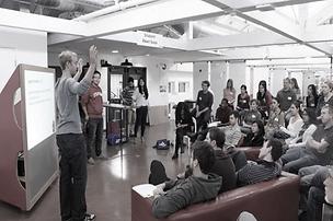 Nassau Flexibele Werkomgeving, participatief design proces