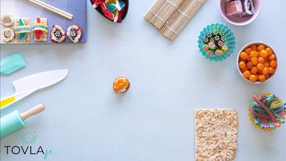 Candy Sushi for Tova Jr.