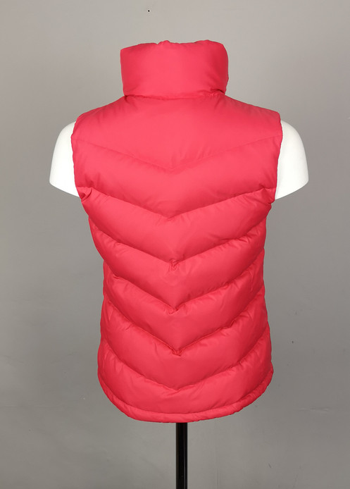 65a3c6c27 The North Face 700 Body Warmer Pink - Size Small UK 8