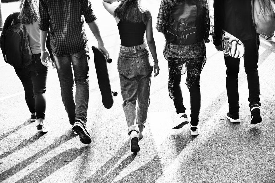 Soutien à l'adolescence