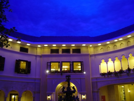 J W Marriott (Night scene 1)