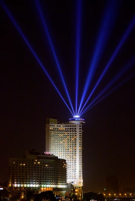 """Grand Hyatt"" CAIRO, EGYPT"