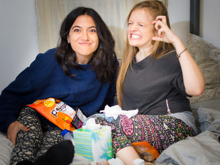 May Wilkerson and Alyssa Limperis' Crazy; In Bed Is Everything You Need Right Now