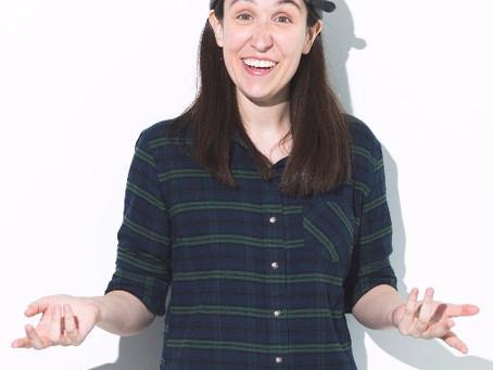 Ashley Gavin: Say It Loud... She's Gay and She's Proud!