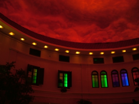 J W Marriott Dome (Sunset scene 2)