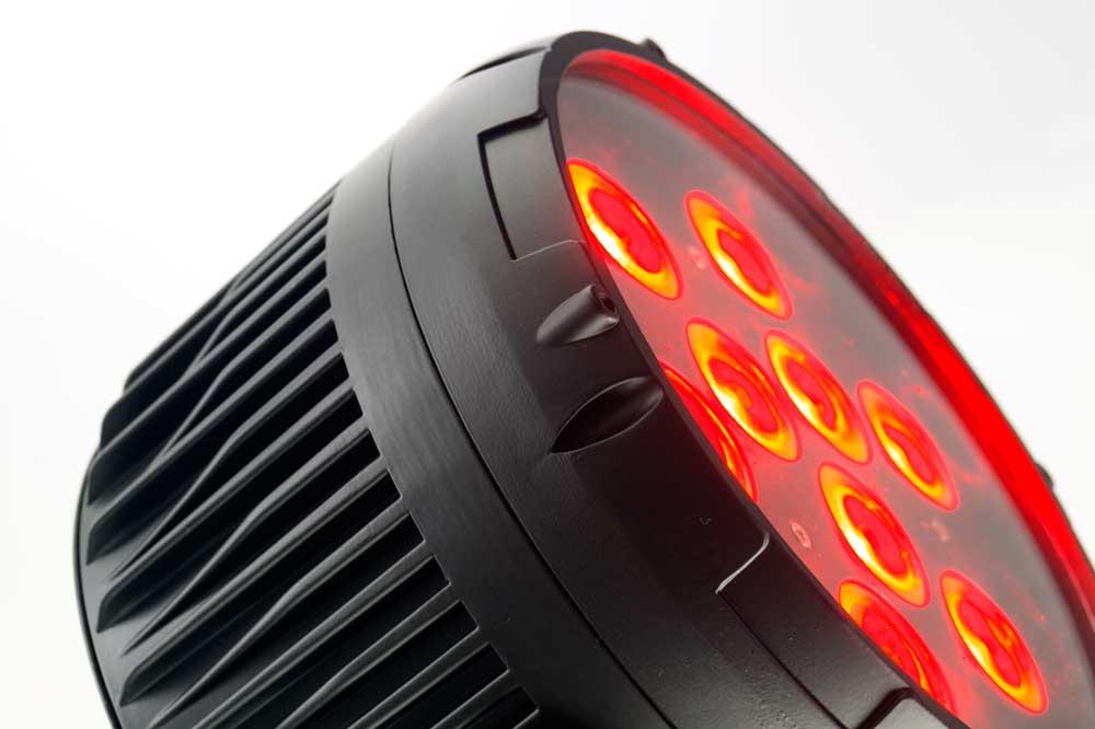 LED PAR 6in1
