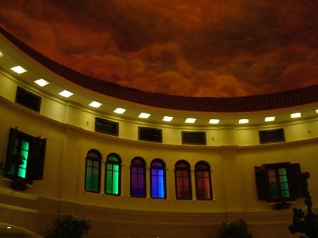 J W Marriott Dome (Sunset scene 1)