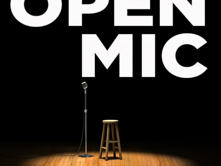 The 10 People You Meet at an Open Mic