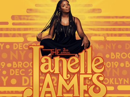 The Second Annual Janelle James Comedy Festival Kicks Off with A Bang