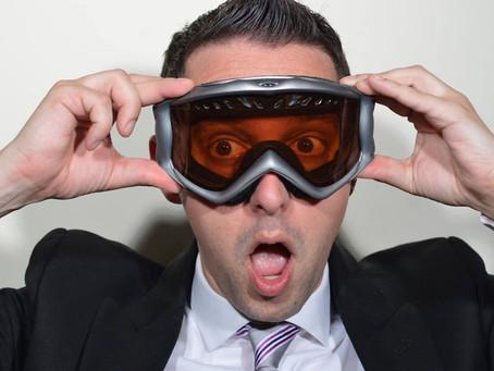 Meet Mark Benjamin: The Jokemaster