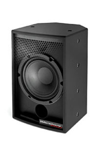 """Coaxial speaker / AV / Conference sound / High fidelity speaker / foreground background speaker / wide frequency response / powerful /8"""" /installed sound / L-acoustics 8XT / point source speaker"""