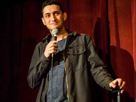 Meet Dan Perlman, The Comedian Next Door