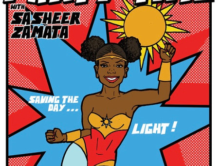 Here's Why You Don't Want to Miss the Next Party Time with Sasheer Zamata, Hint: It's a