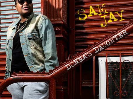Sam Jay's First Comedy Album, Donna's Daughter, Sets The Bar High