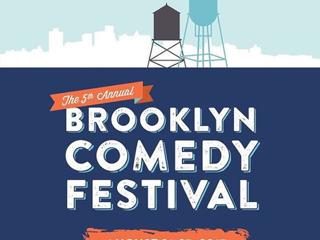 Happening This Week: The Brooklyn Comedy Festival!
