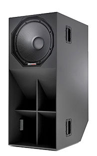Horn Loaded / Direct radiation / Punchy / High Power Subwoofer